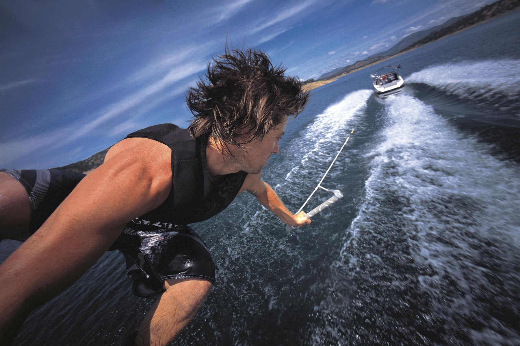 Malibu Boats Consumer Print Ad & Catalog
