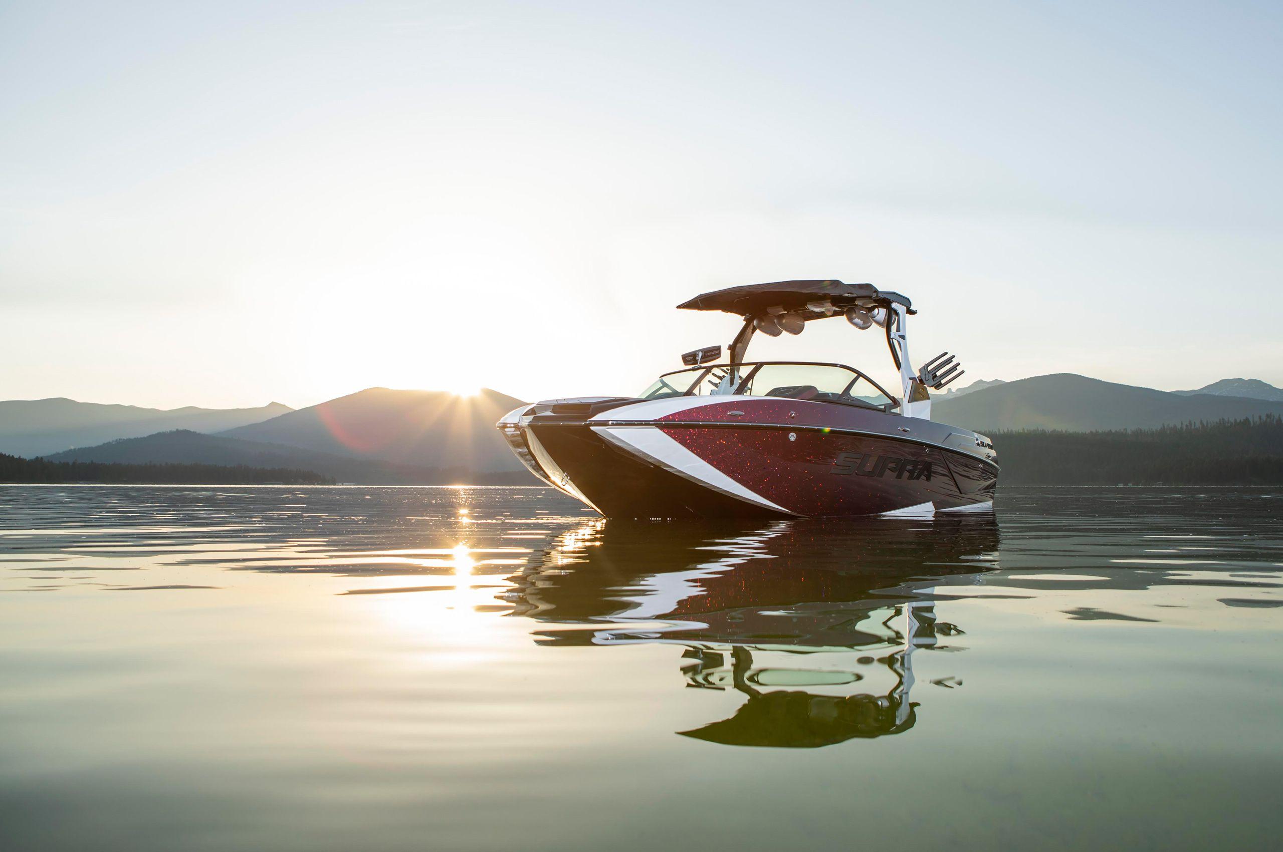 Client: Supra Boats