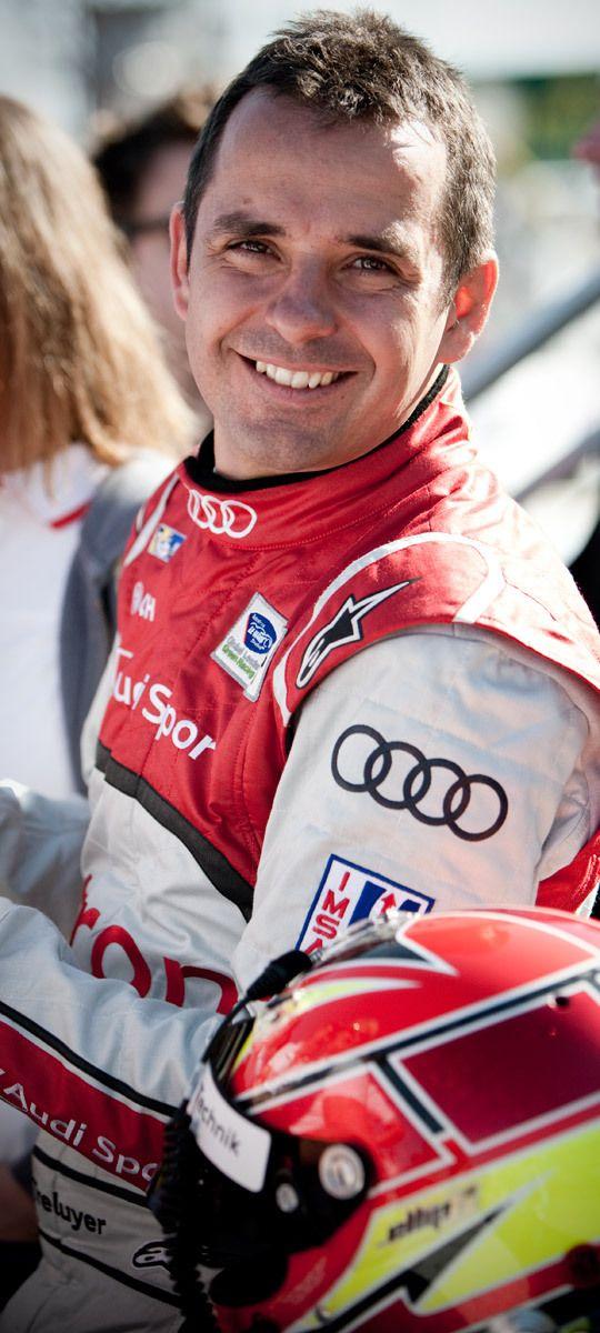 Benoit Treluyer / Team Audi / Joest