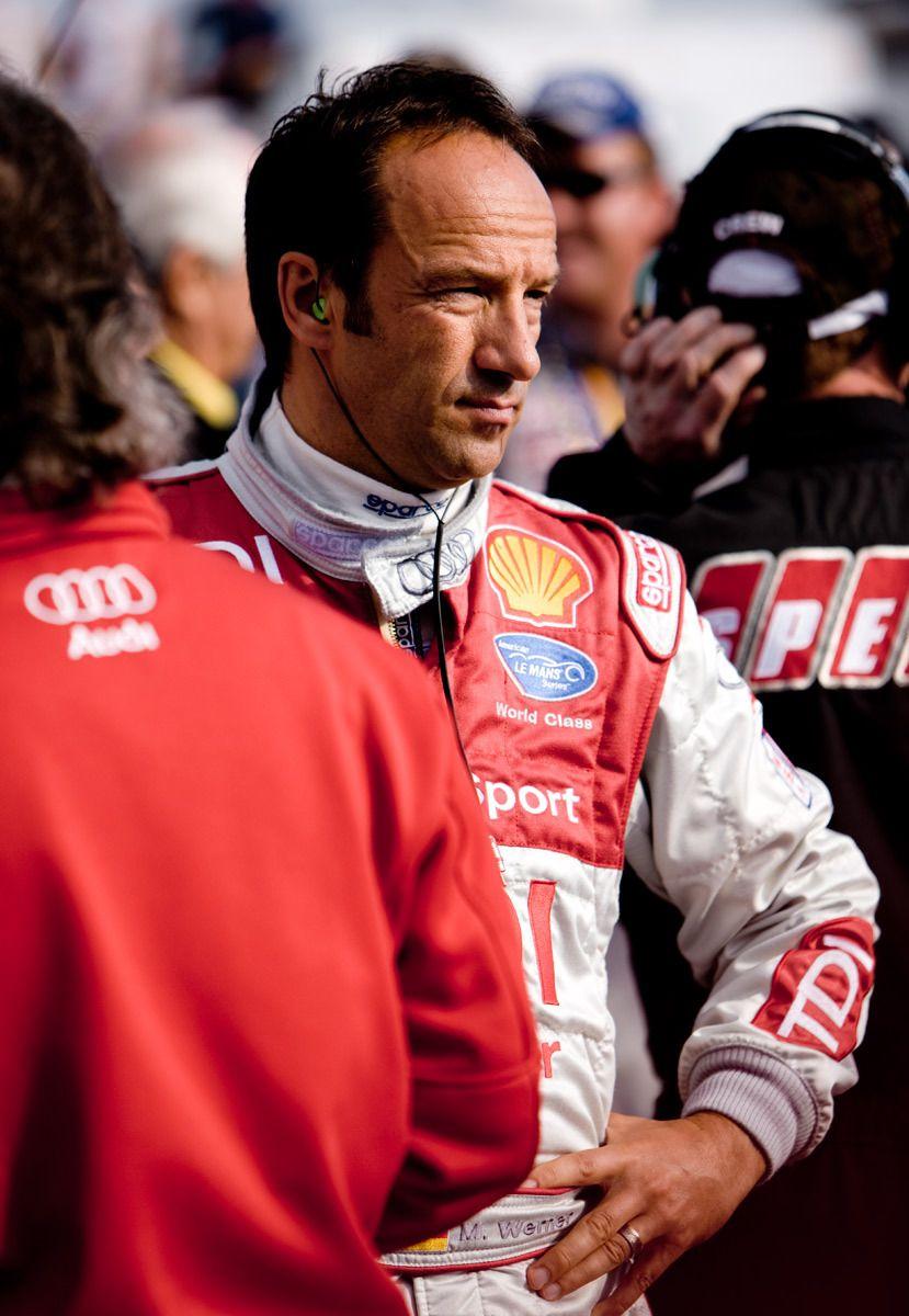 Marco Werner / Team Audi / Joest