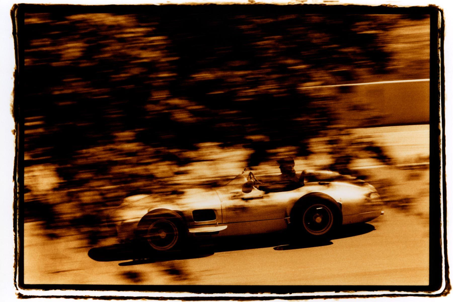 Juan Manuel Fangio/ Mercedes W196 Grand Prix Car