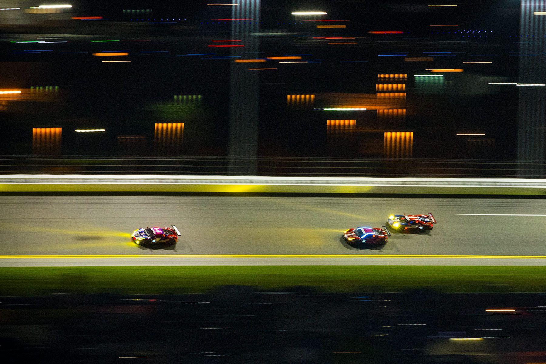 Client: International Speedway Corporation