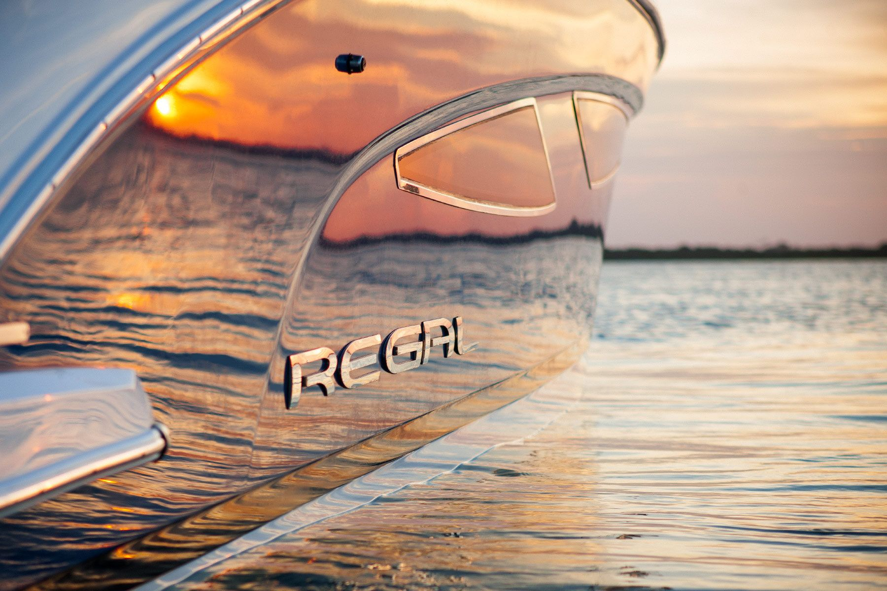 Client: Regal Boats