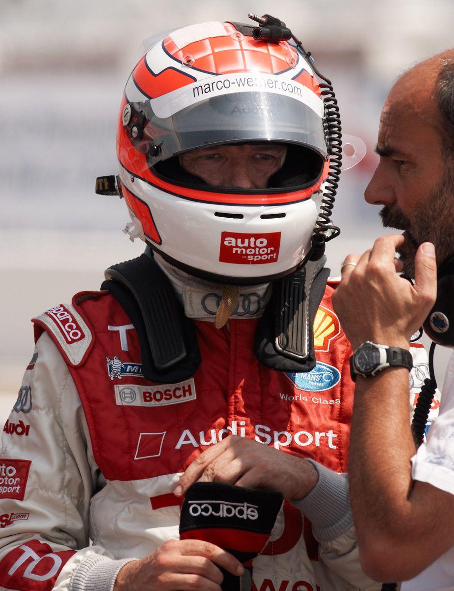 Marco Werner  / Audi Sport / Team Joest