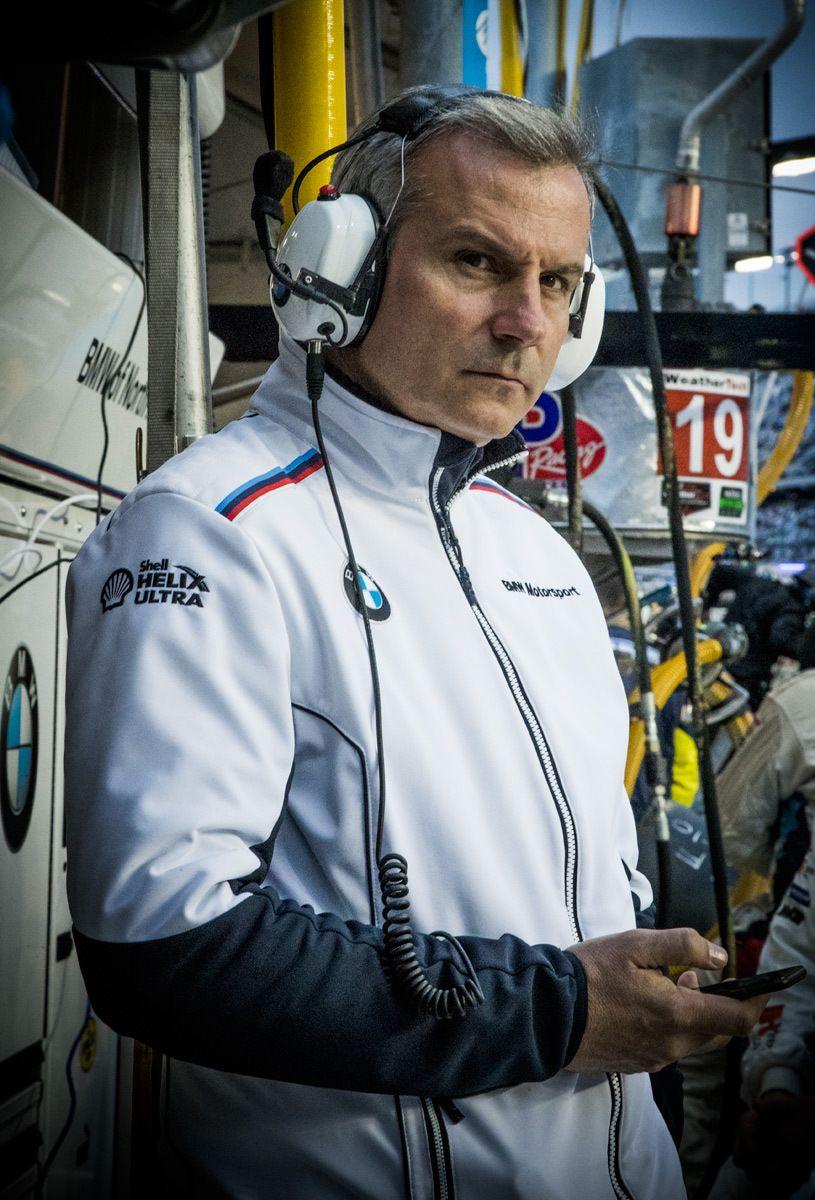 Jens Marquardt, Director BMW Motorsport