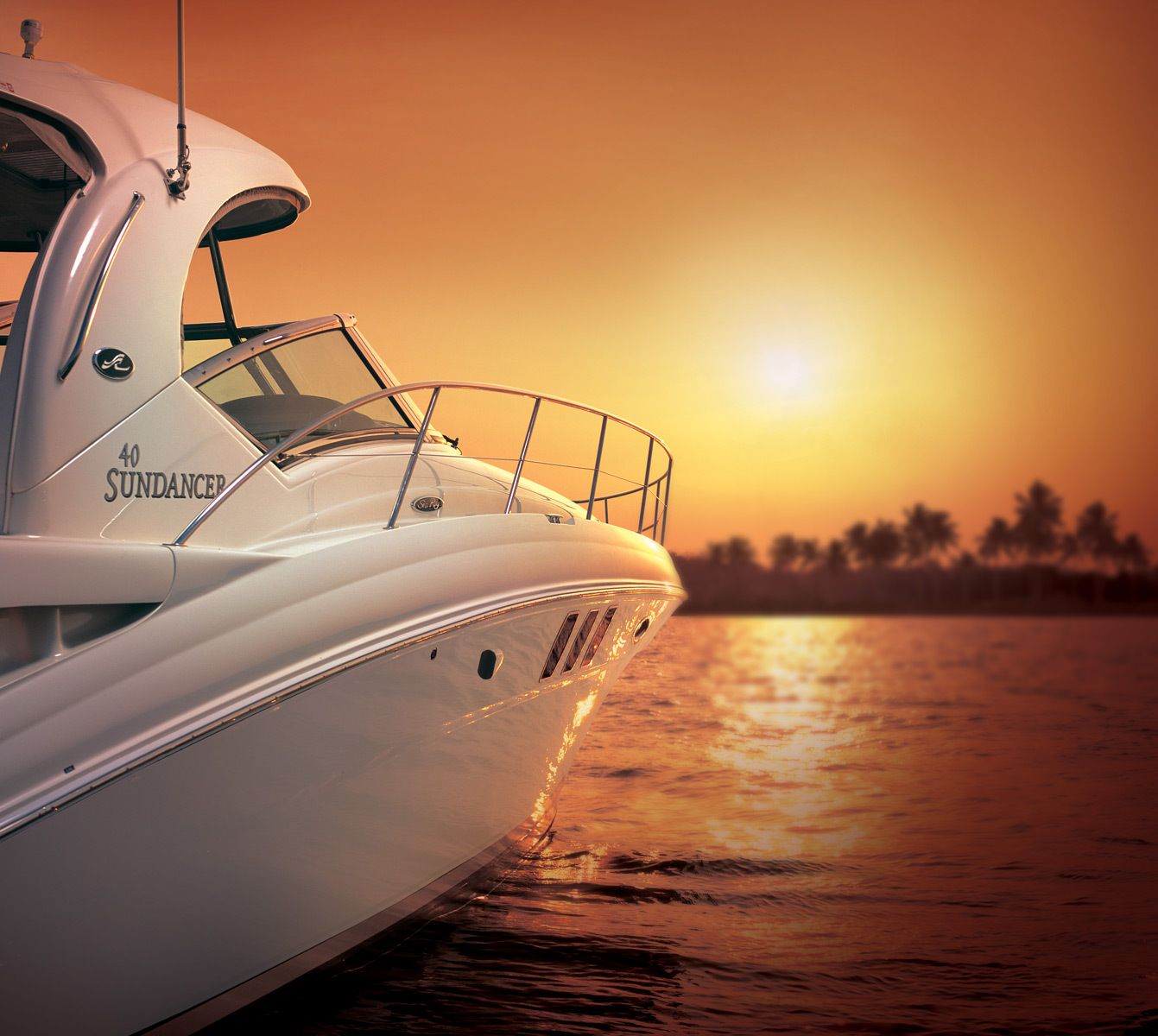 SeaRay Yachts Brochure Cover