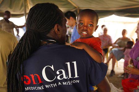 Haiti earthquake / OnCall Medical outreach / Aid to Haiti Today