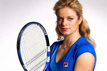 Kim Clijsters 3 time US Open tennis champion