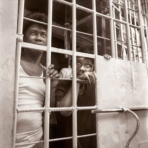 Two prisoners / Philippines