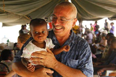 OnCall medical outreach / Haiti earthquake