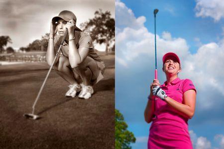 Paula Creamer / US Open golf champion LPGA 3rd ranked in the World