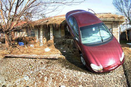 Hurricane Katrina, St Bernard's Parish New Orleans