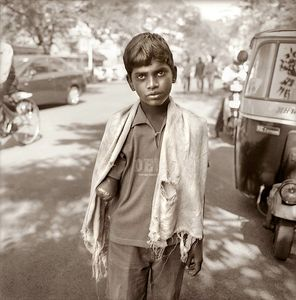 Hopelessness - becoming a better beggar / Mumbai, India