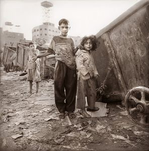 Children of Garbage City / Cairo, Egypt