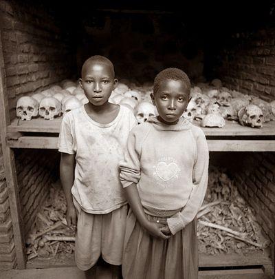 Children of the Genocide / Rwanda