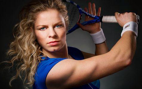 Kim Clijsters / 3 time US Open tennis champion
