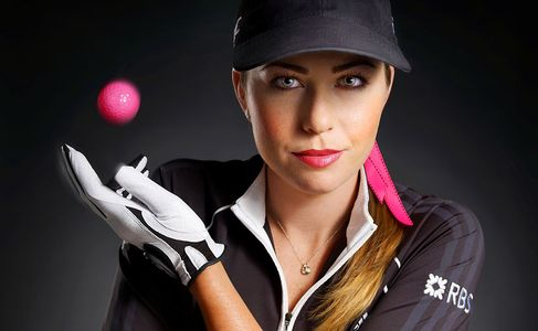 Paula Creamer / LPGA - US Open golf champion 3rd ranked golfer in the world