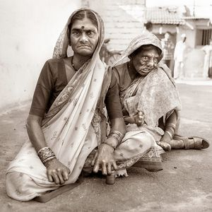 Lepers / Pune, India