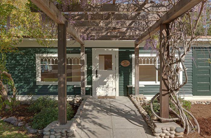 Wisteria Cottage La Jolla Historical Society