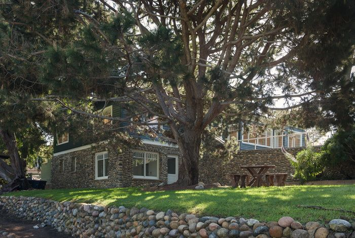 Wisteria Cottage in La Jolla Historical Society.