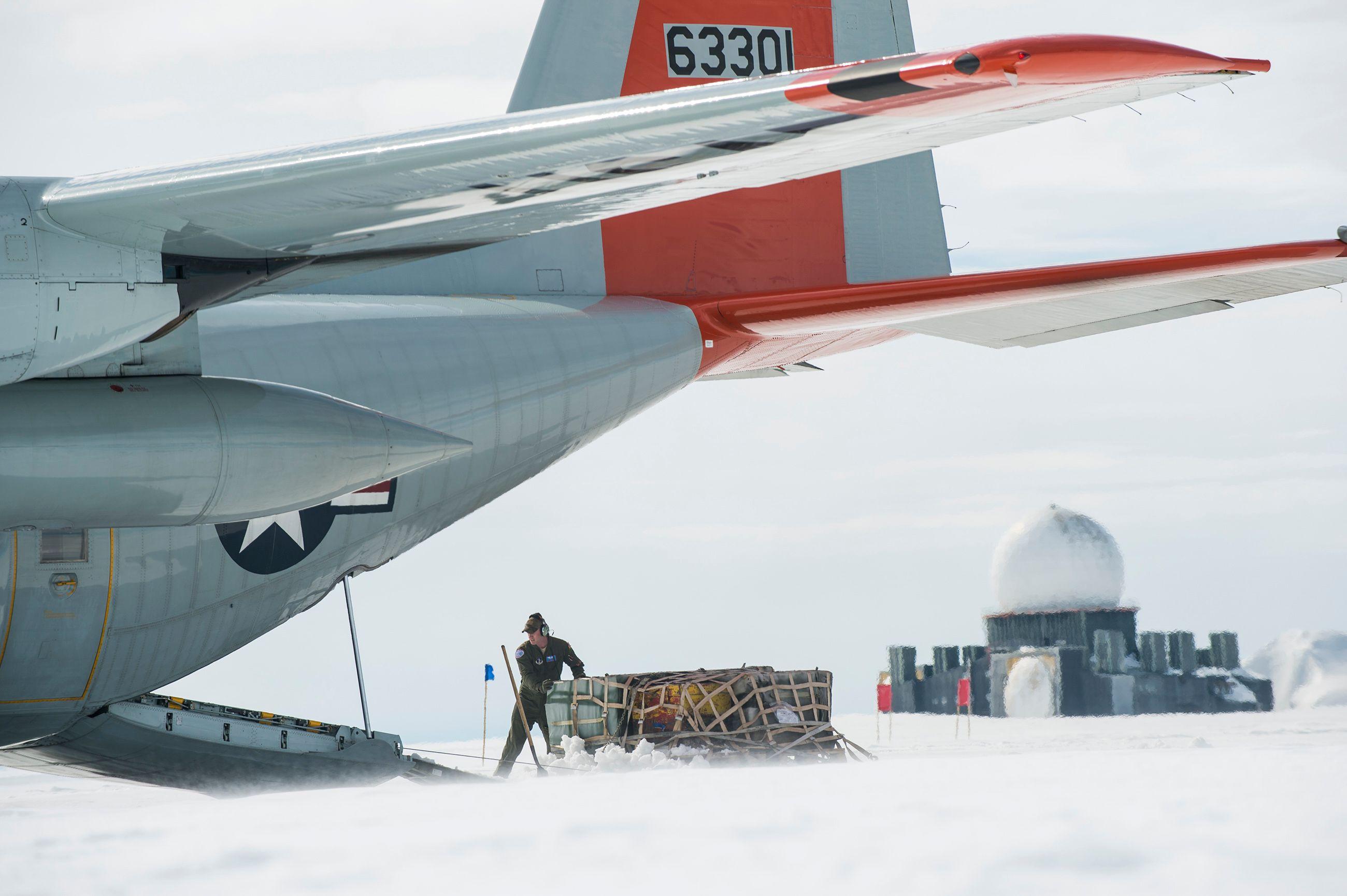 Camp Raven, Greenland