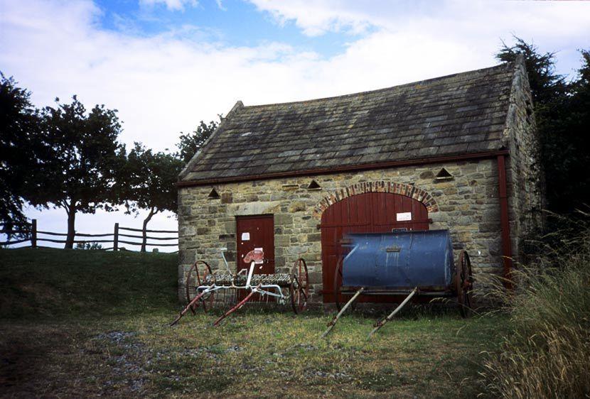 Beamish Barn