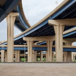Interchange 3, from Menomonee Valley