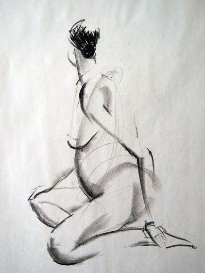 Gesture Sketch, 2012