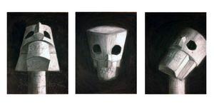 Skull Portraits