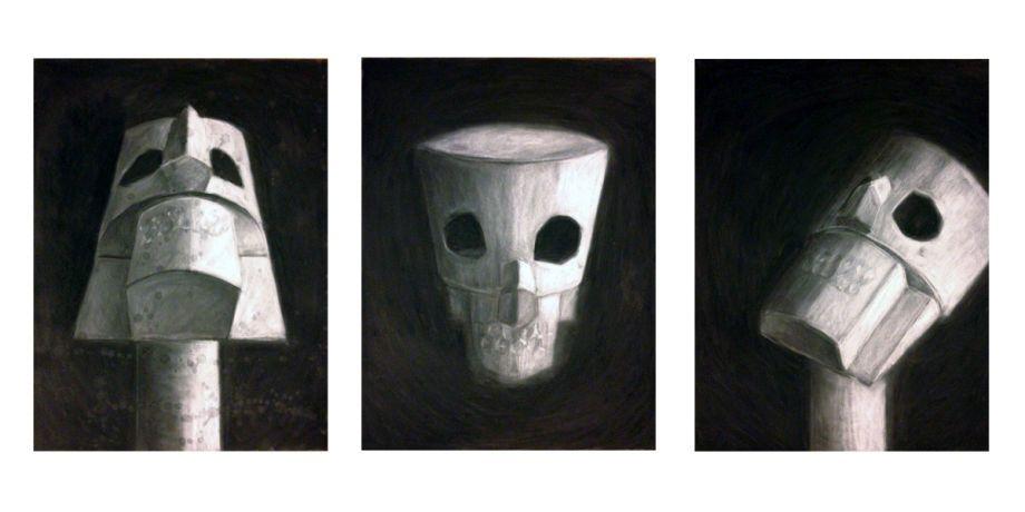 Skull Portraits, 2013