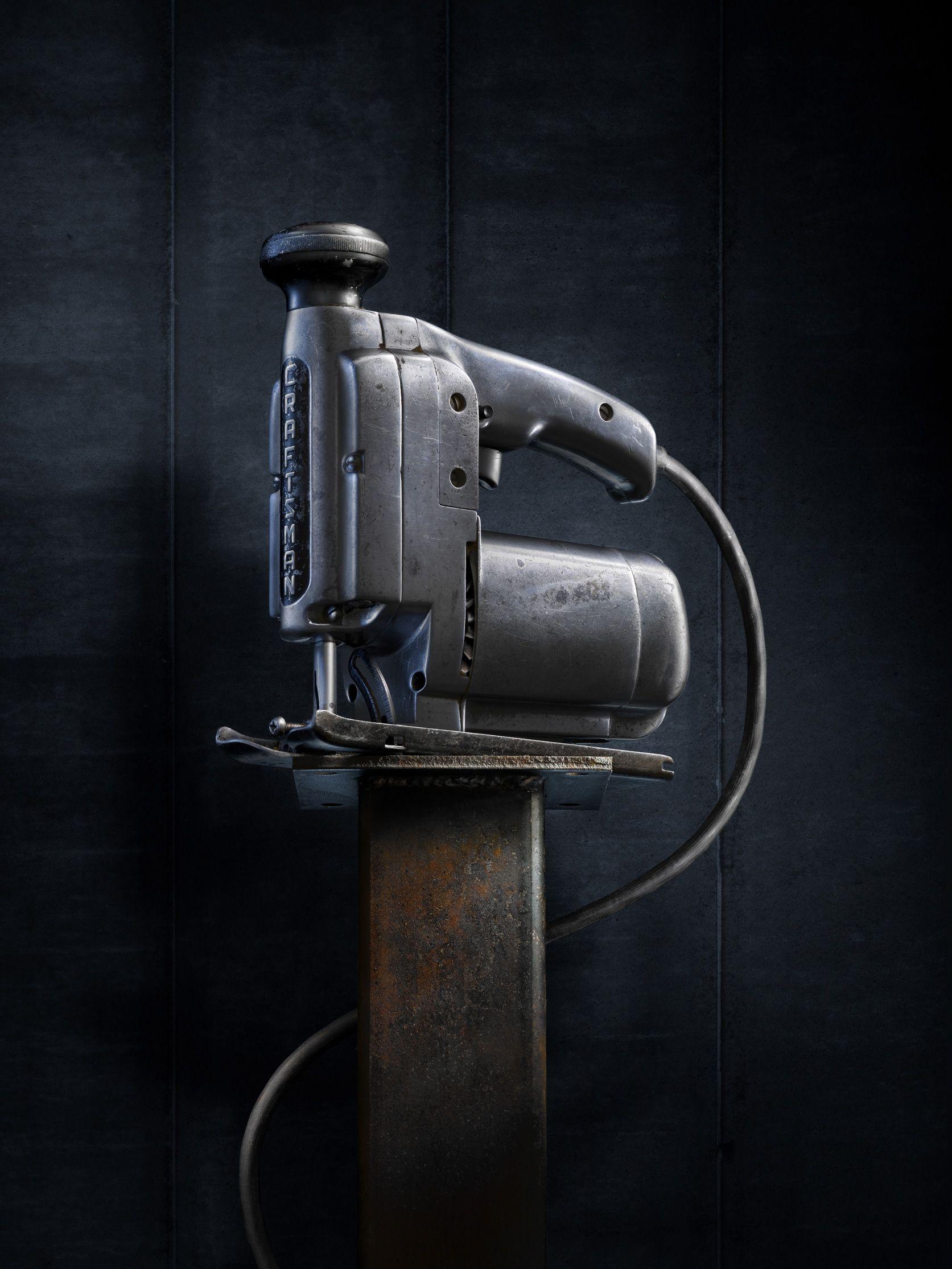 Craftsman Sabre Saw by Harold Ross