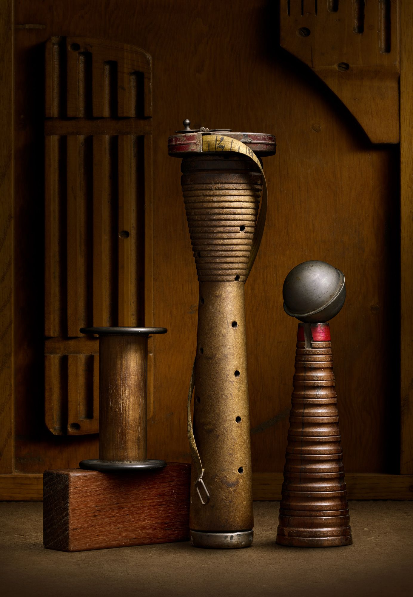 Spools by Harold Ross