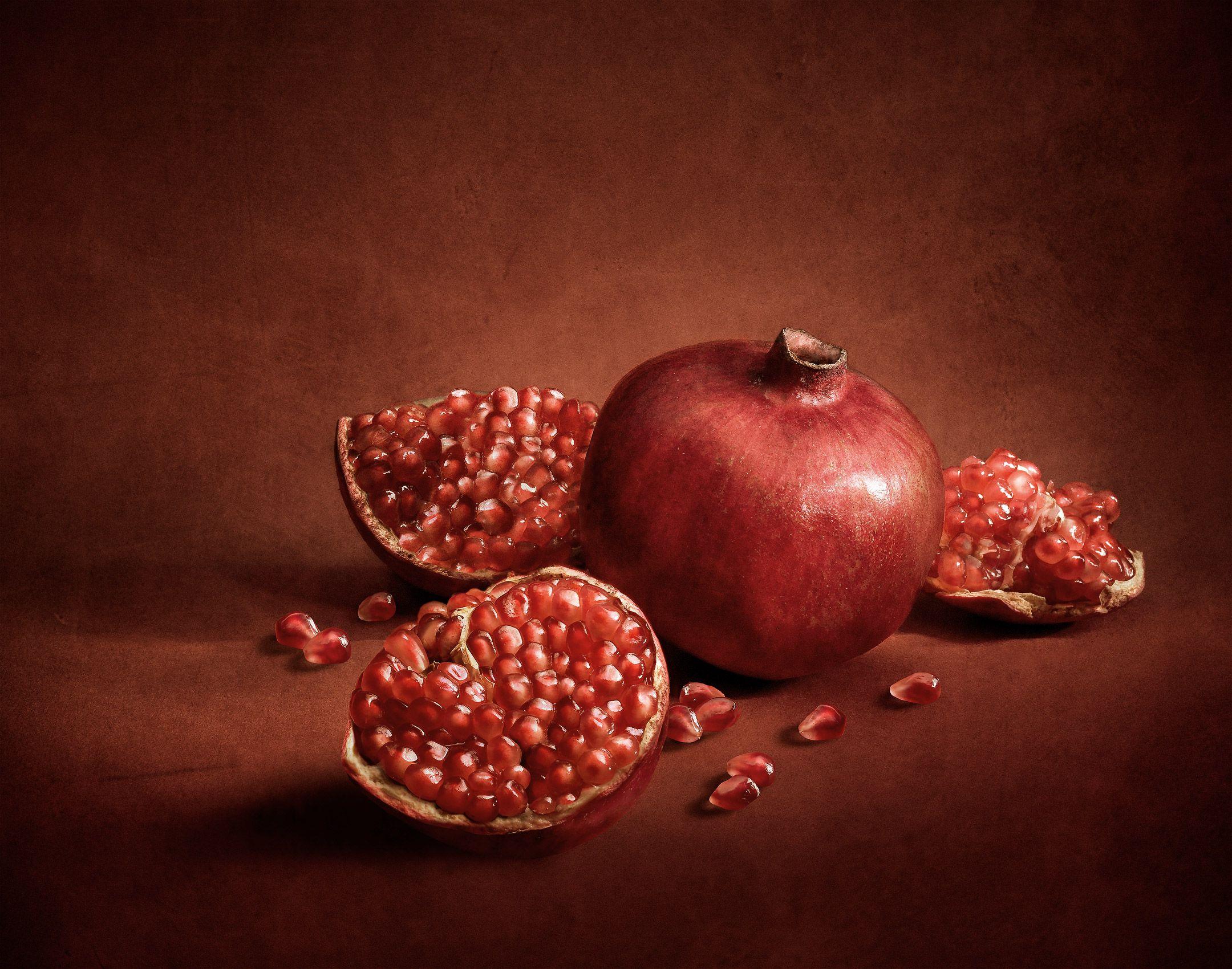 Pomegranates by Harold Ross