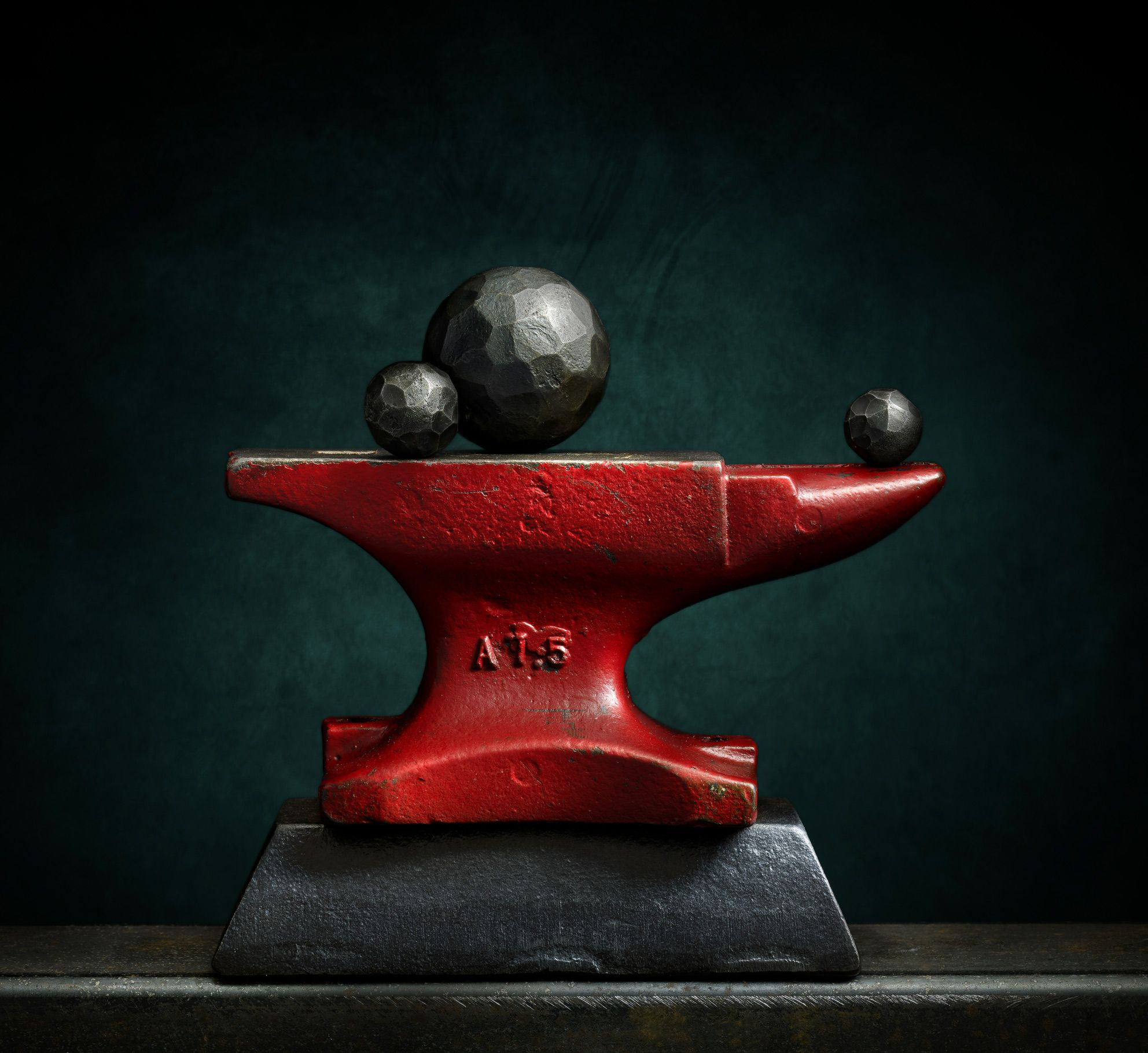 Red Anvil by Harold Ross