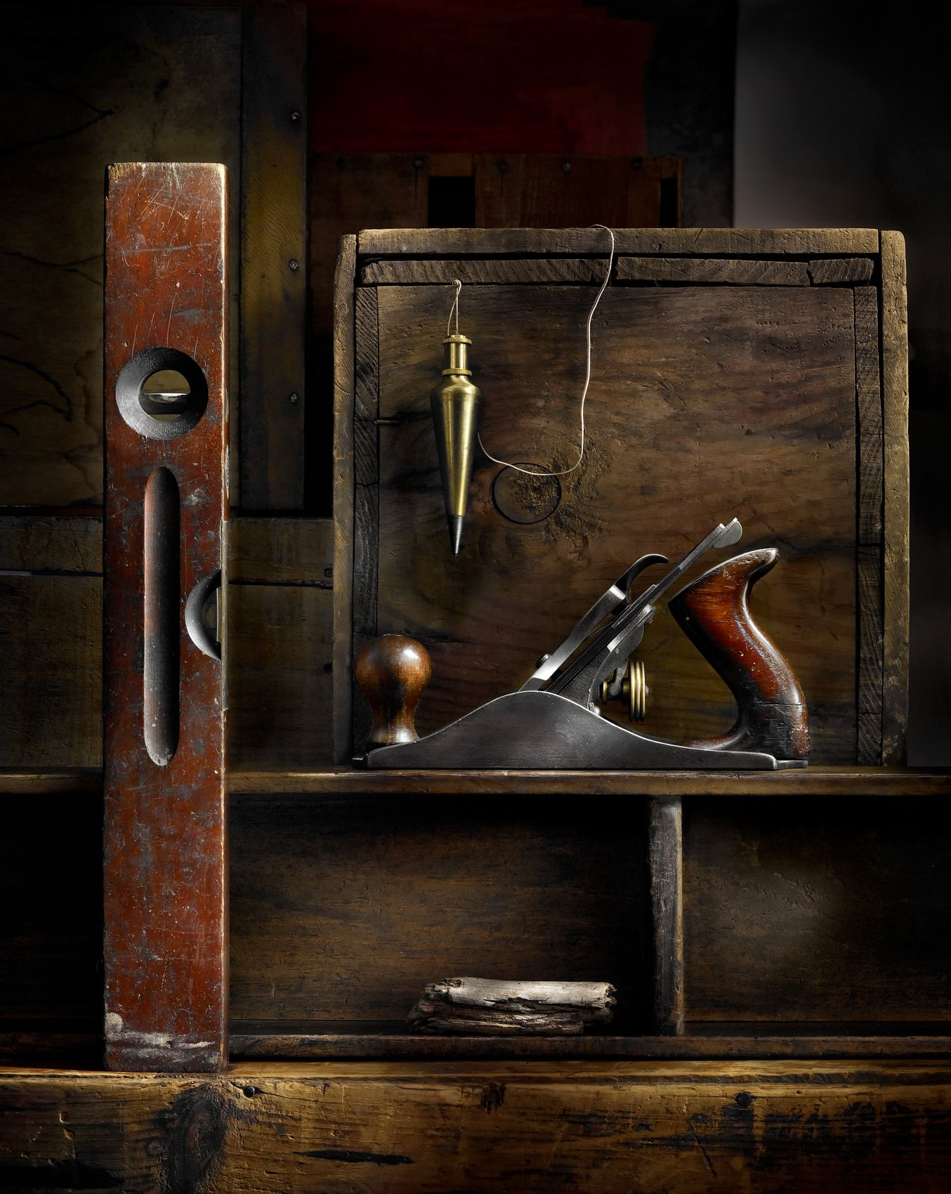 My Father's Tools by Harold Ross