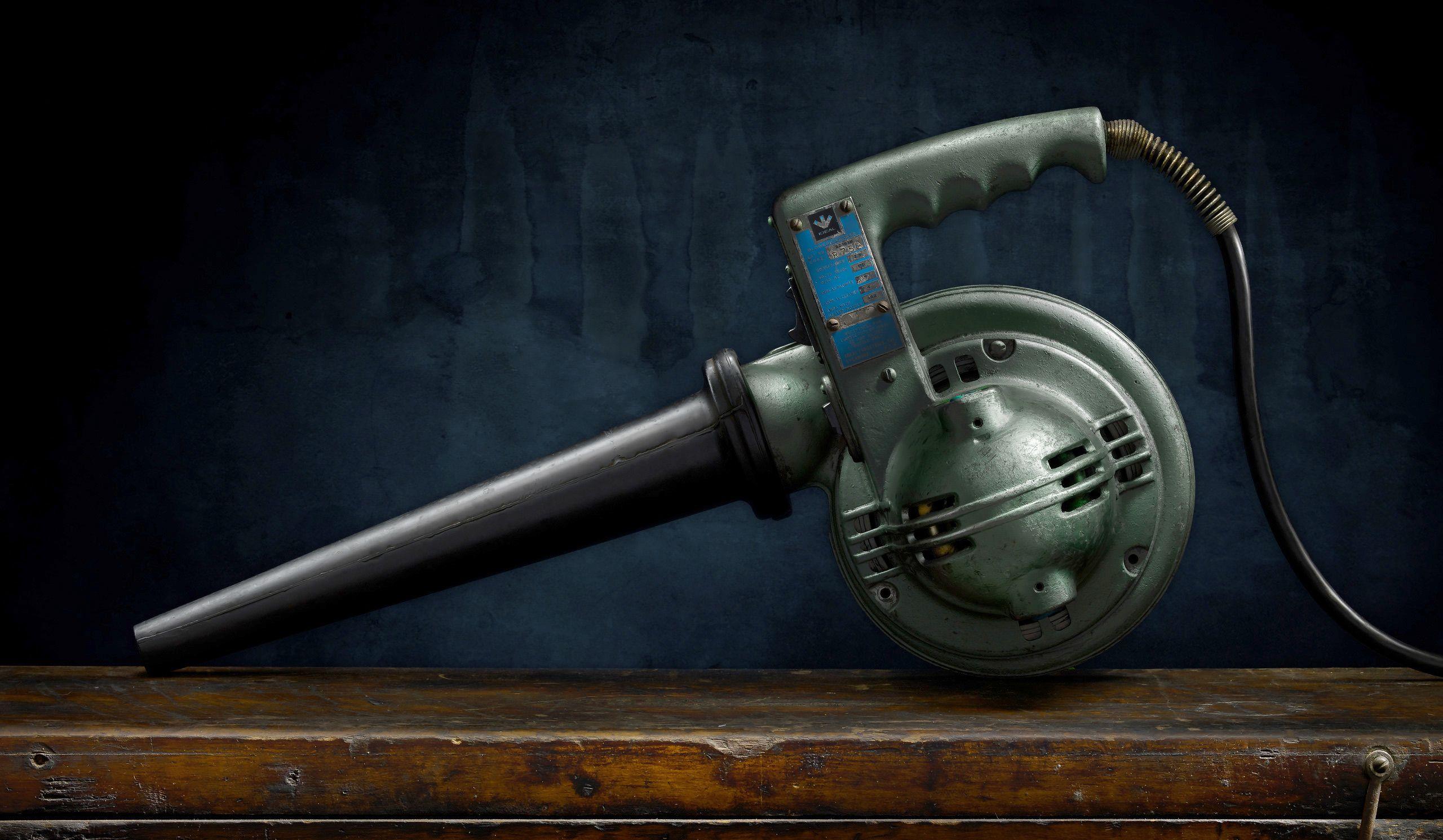 Industrial Blower by Harold Ross