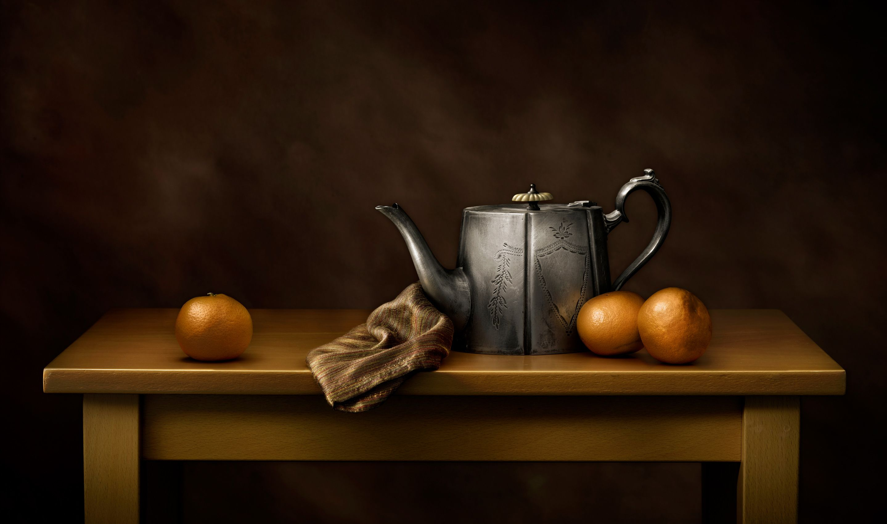 My Mother's Teapot by Harold Ross