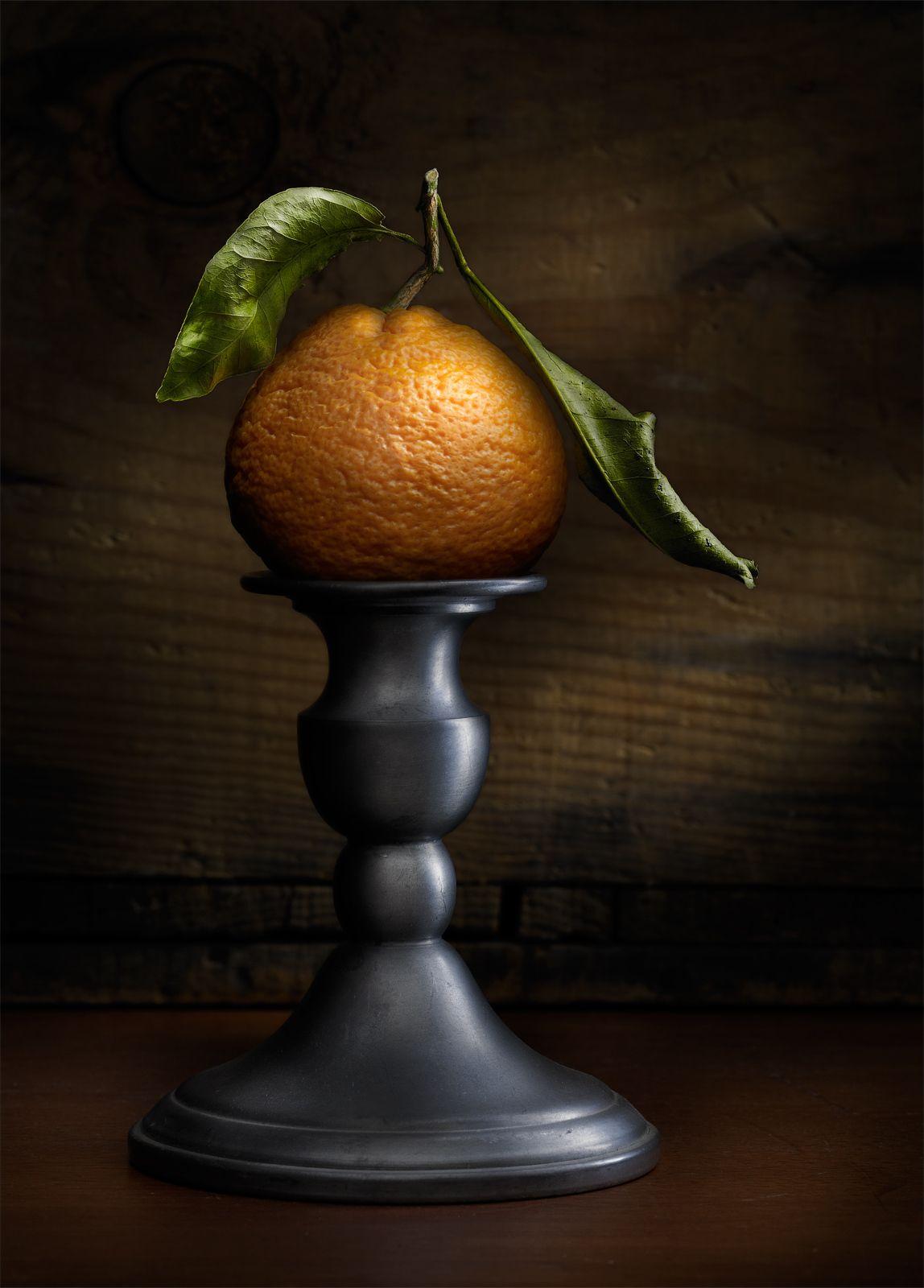 Mandarin Orange  by Harold Ross