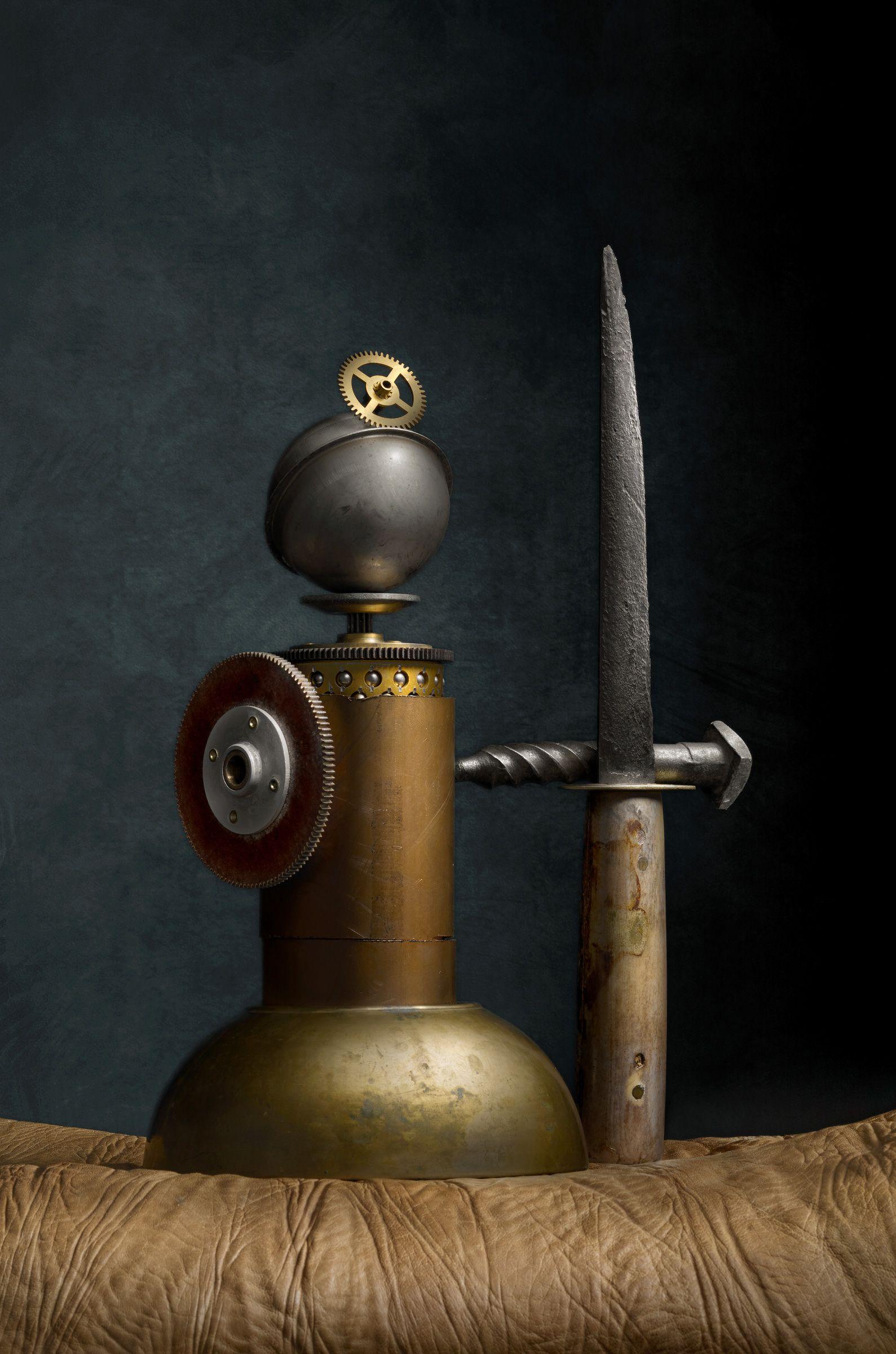 Warrior by Harold Ross