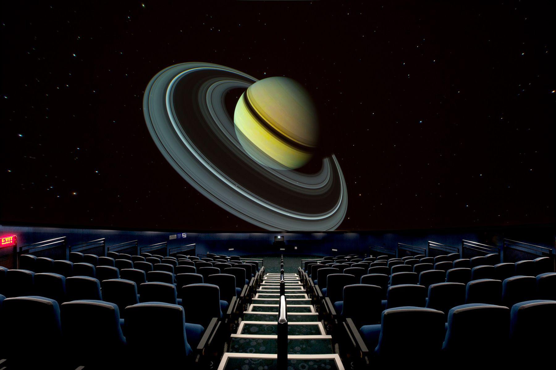 Palomar Planetarium