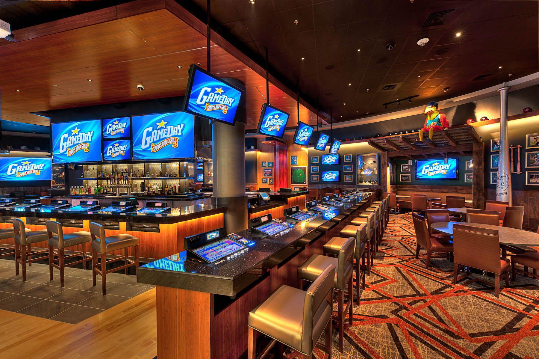 GameDay interior