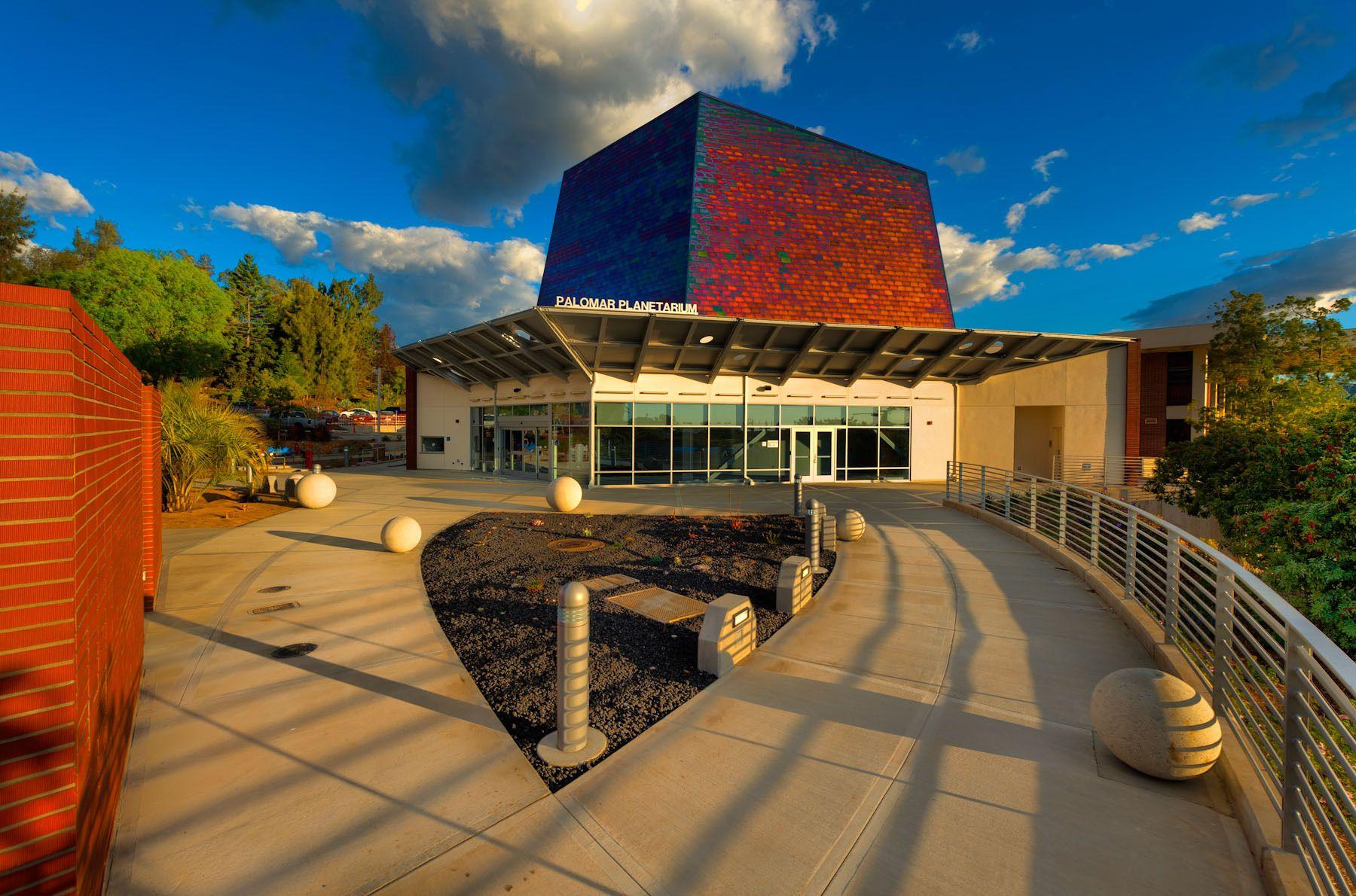 Palomar College Planetarium