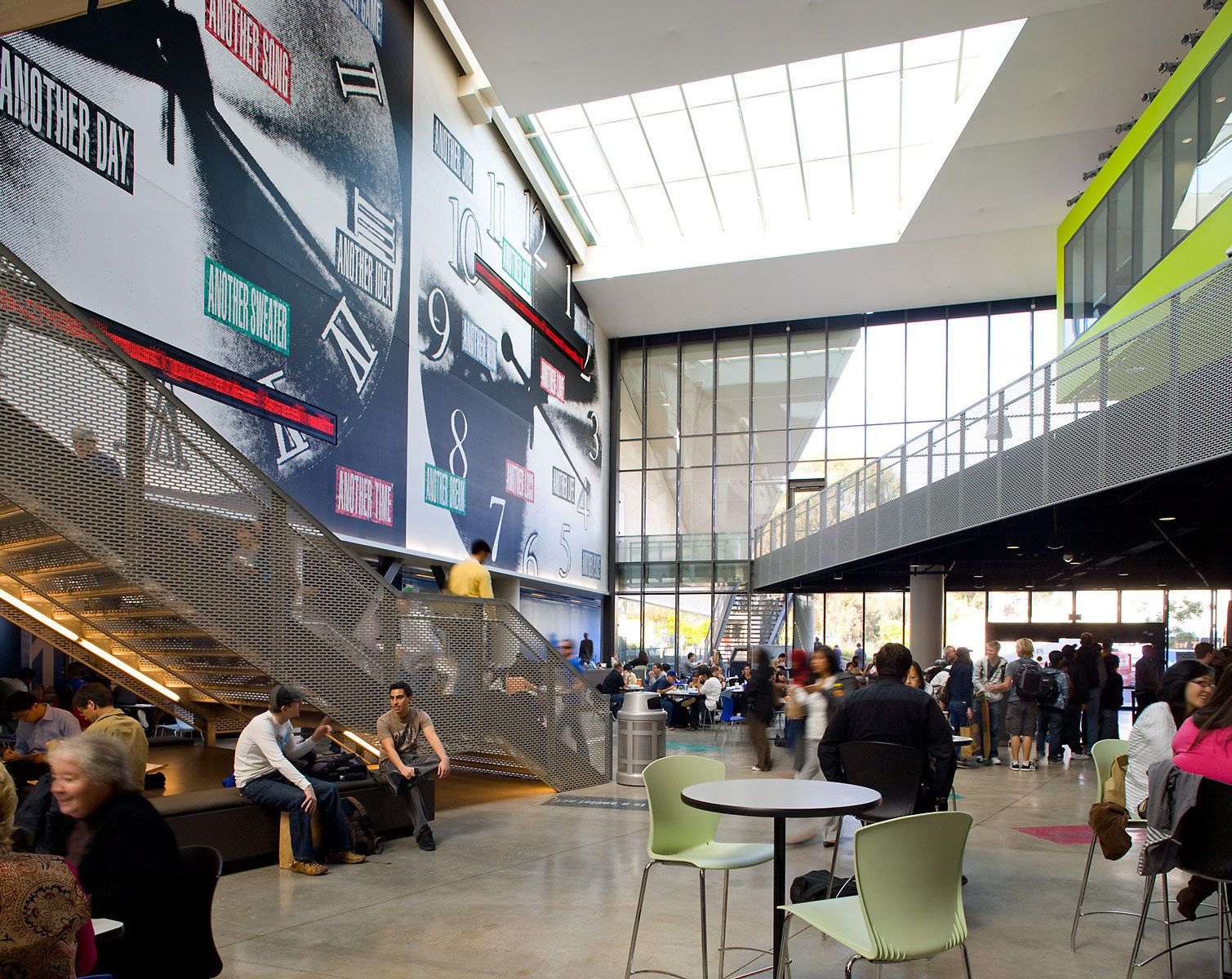Project: University of California San Diego, Price Center EastClient: Cannon Design & UCSD Facilities Design & Construction