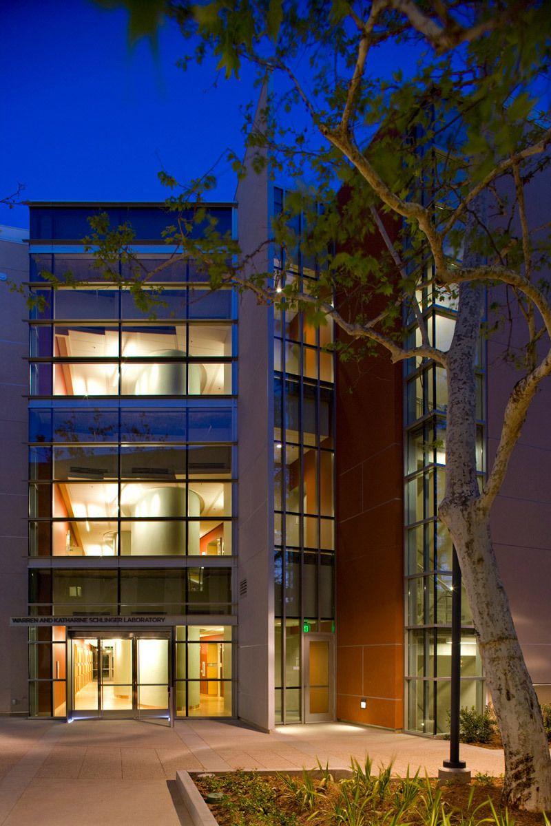 Project: Caltech Lab for ChemistryClient: Bohlin Cywinski Jackson