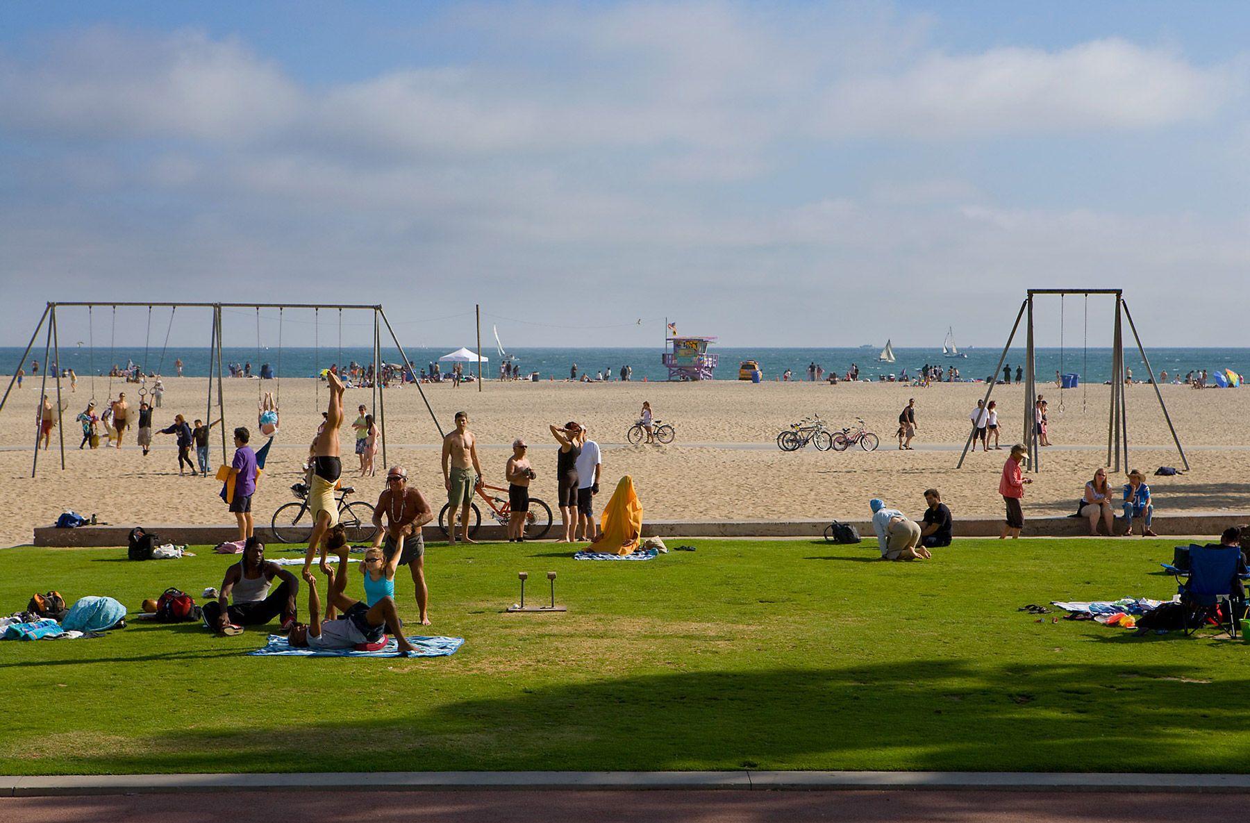 Project: Santa Monica ParkClient: WRT/ Wallace Roberts & Todd