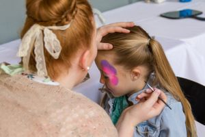 Zermatt_Spring_Extravaganza_2018_Midway_Utah_Children's_Activities_Face_Painting_Young_Girl.jpg