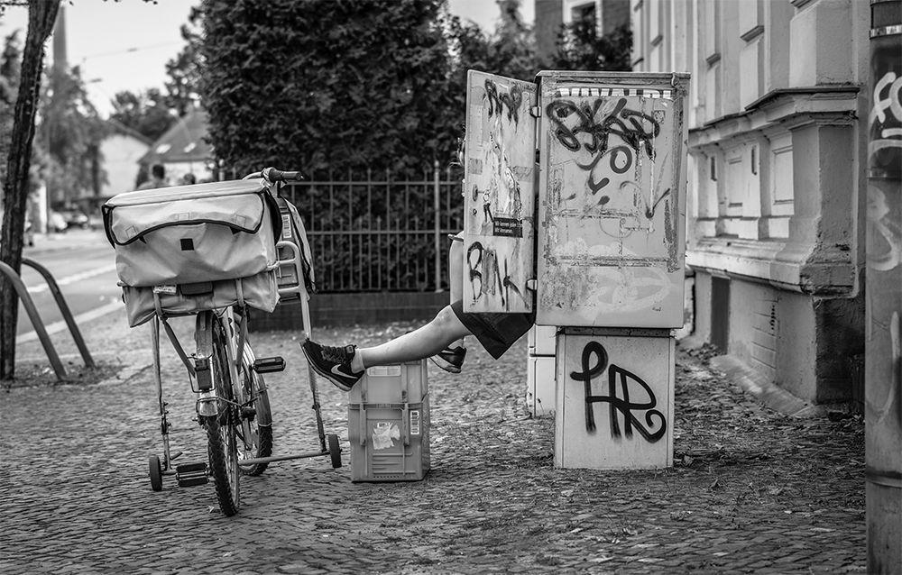 Postal Worker, Müggelsee