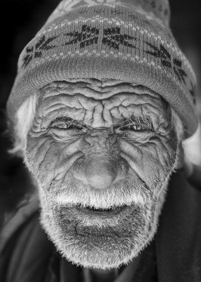 Old Man Leh, India