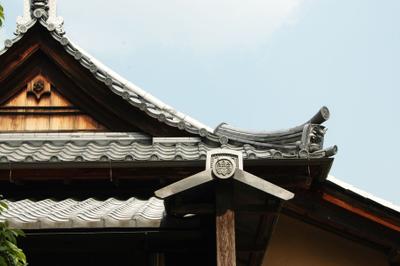 Palace DetailKyoto, Japan