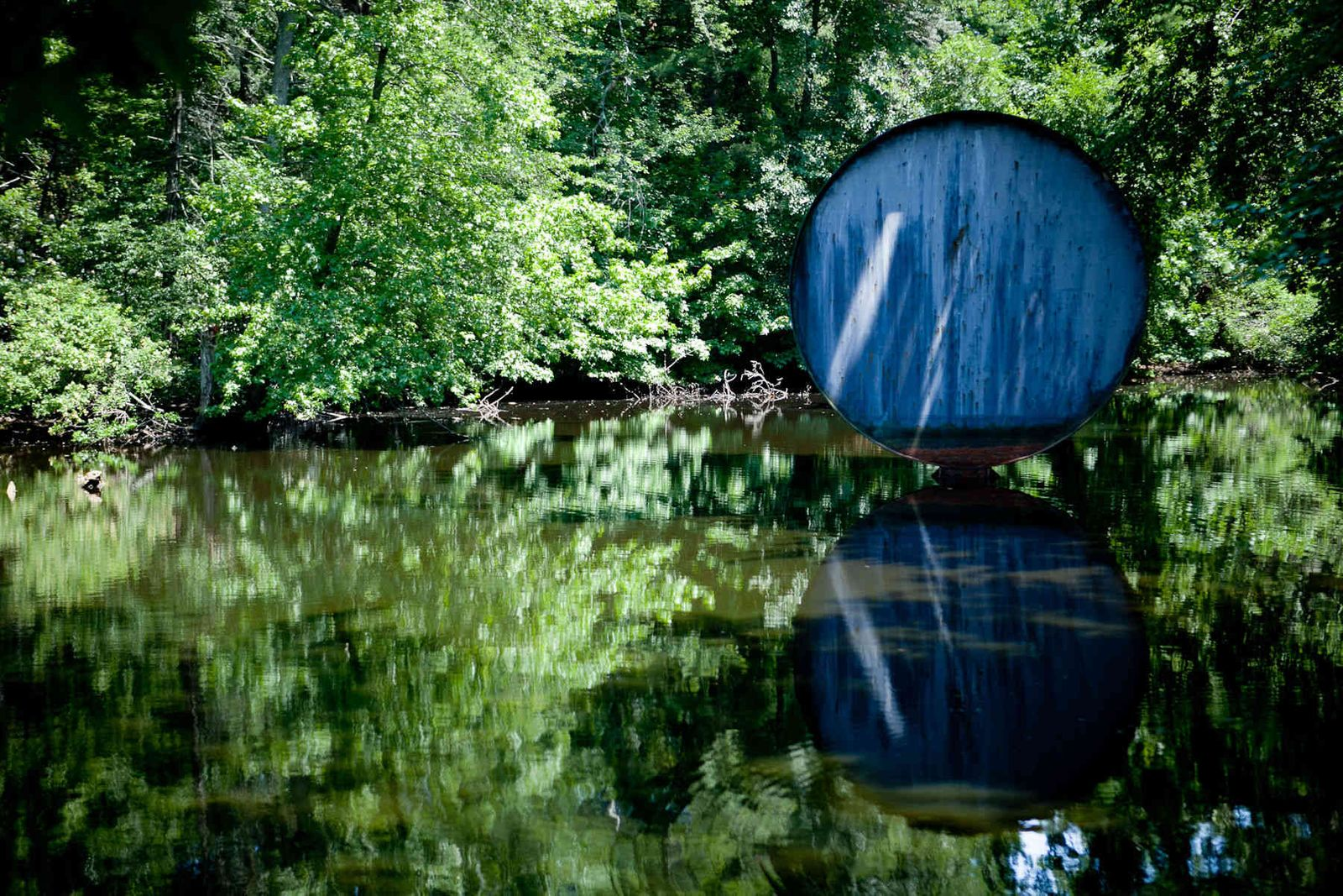 ReflectionNassau County Museum of ArtLong Island, NY